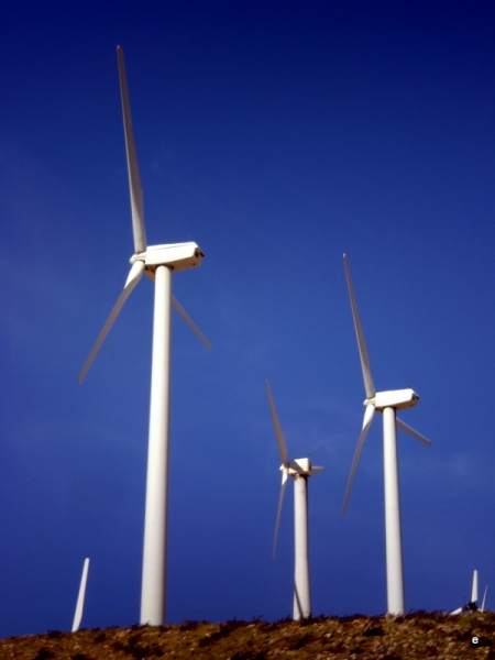 "Windmills of ""natural resources"" Energy"