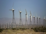 California windfarms